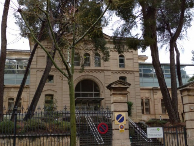 Residència Domus VI d'Alcoi / AM