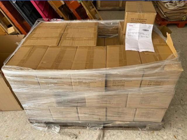 Les pantalles fabricades amb la donació del Miguel Hernández d'Alcoi