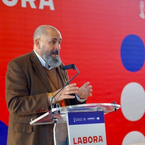 Secretari autonòmic d'Ocupació, Enric Nomdedéu / Foto arxiu