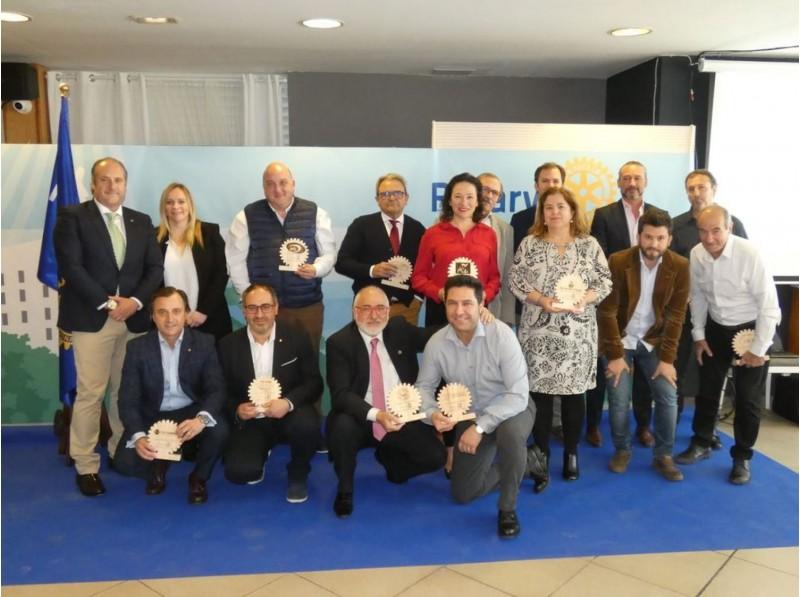 Premis Valor 2020 / Facilitat per Rotary Club Alcoi Font Roja