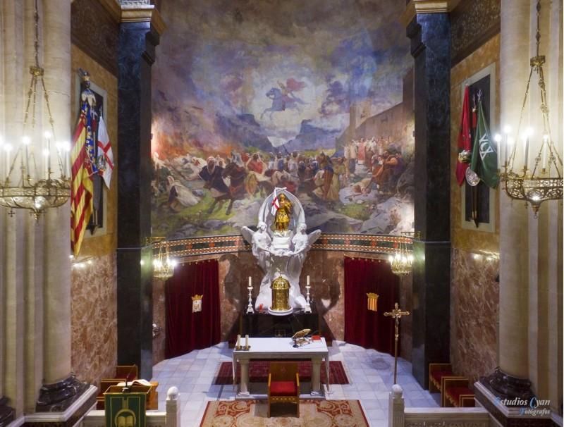 L'església de Sant Jordi /ASJ