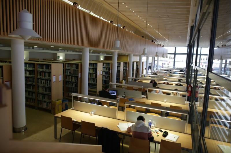 Biblioteca del Campus d'Alcoi UPV