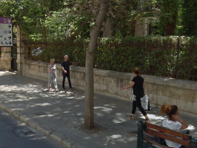 Alameda de Camilo Sesto, un dels carrers on es podria aplicar la mesura.
