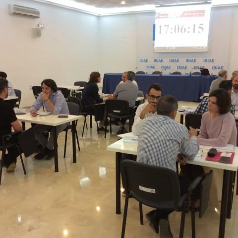 Encontre d'empresaris comarcals / Foto d'arxiu.