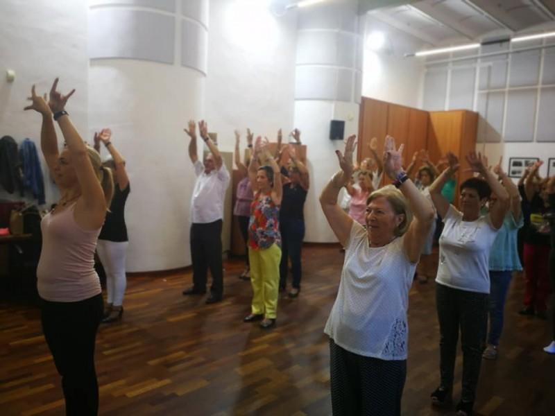 Activitats de les aules de la tercera edat d'Alcoi / Facebook Majors- Ajuntament d'Alcoi