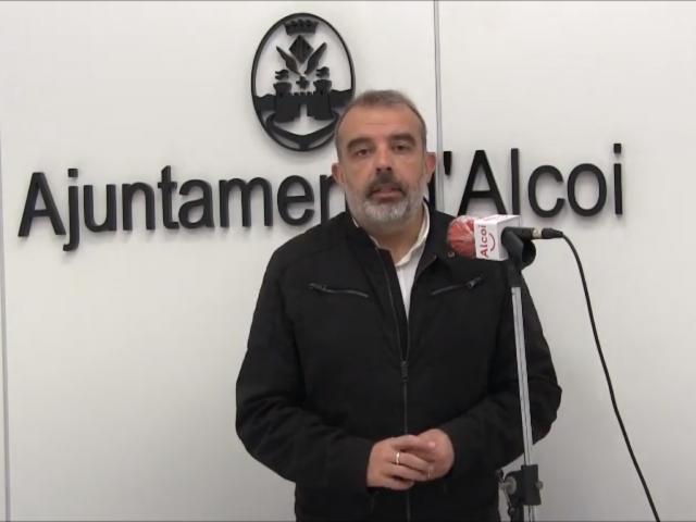 Alcoi desinfectarà els voltants de l'Hospital i dels centres de majors