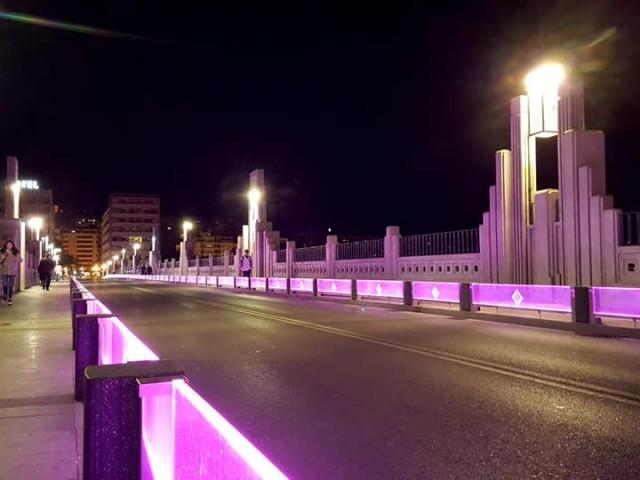 Il·luminació del pont de Sant Jordi