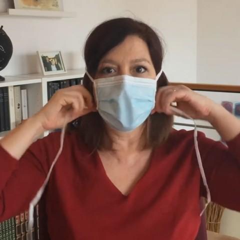 Mascaretes i guants, recomanacions d'ús perNuriaDoménech, infermera de la Bassa