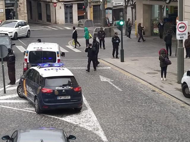 Primeres sancions en Alcoi per no complir amb l'estat d'alarma