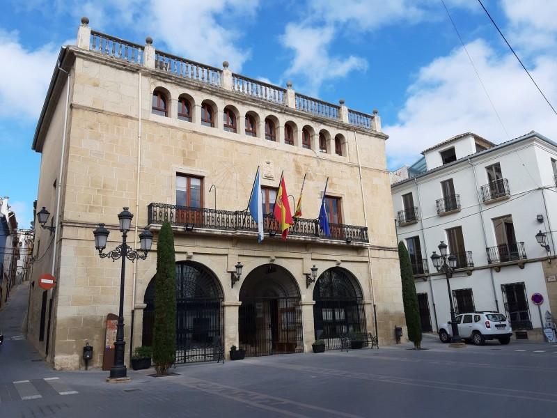Ajuntament de Castalla.