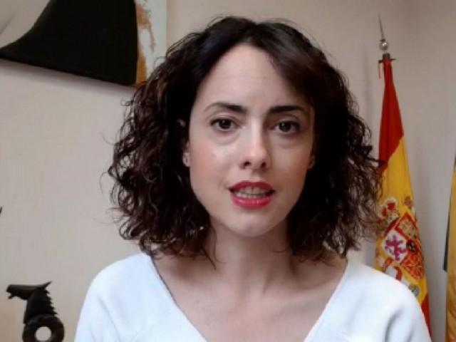 Mireia Estepa, alcaldessa de Cocentaina, demana calma i que la gent es quede en casa