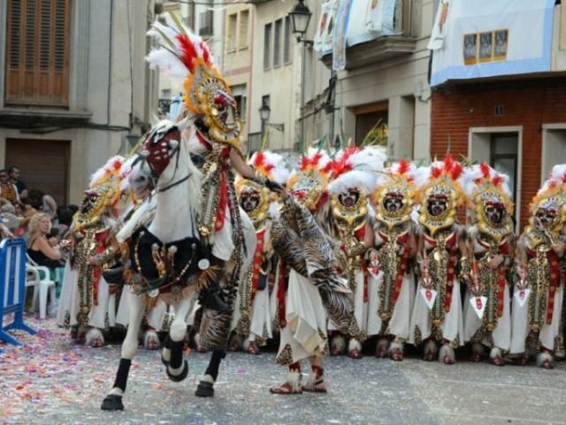 Els Moros desfilaran dissabte / RCM