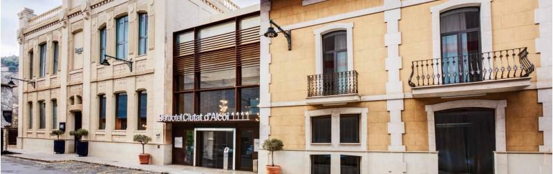 Sercotel Ciutat d'Alcoi / Imatge de la seua web