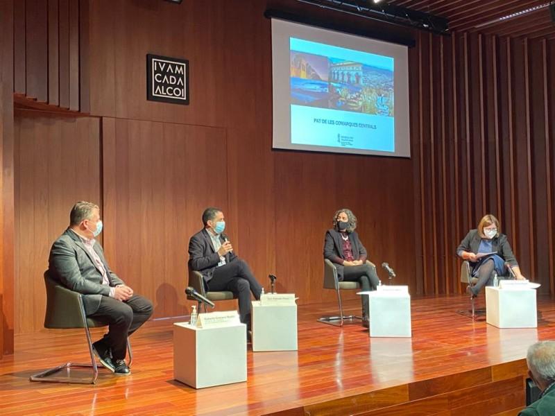 Presentació del PAT a Alcoi / Ajuntament d'Alcoi