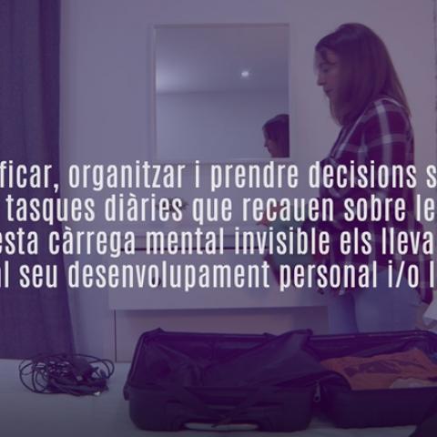 Captura de pantalla d'un dels videos de la campanya