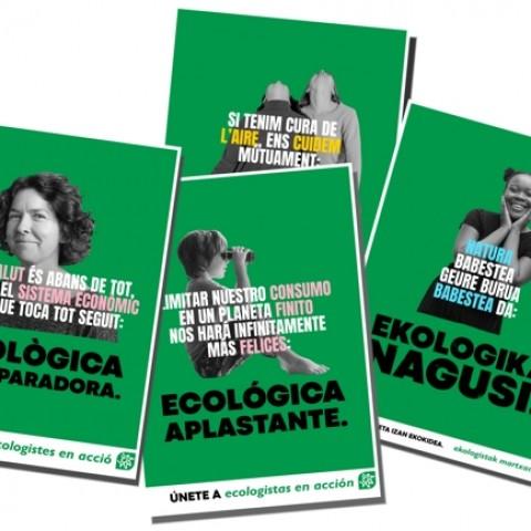 Cartells de la campanya