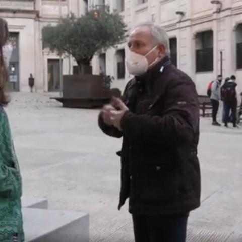 """Pau Bernabéu: """"Si el Campus creix, les persones s'enriqueixen"""""""