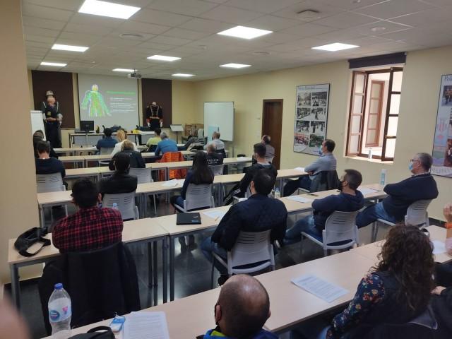 Formació a Policies / Ajuntament d'Alcoi