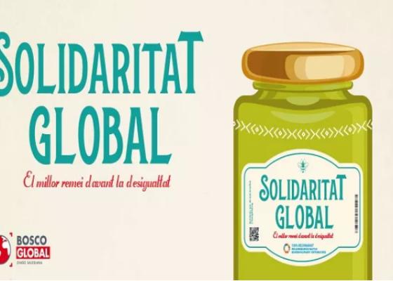 #BeAbellaMyFriend,el repte delCol.legiSalesians d'Alcoi per aconseguir la 'Solidaritat Global'