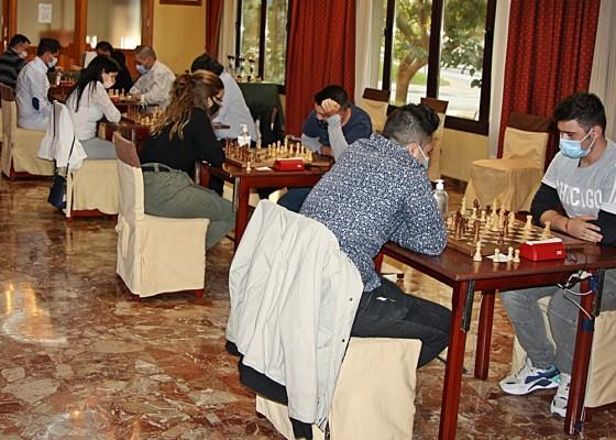"""11ena edició del Torneig Internacional d'escacs de Cocentaina """"Fira de Tots Sants"""" 2020"""