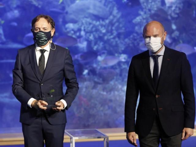 El premi ha sigut lliurat a León Grau / AITEX