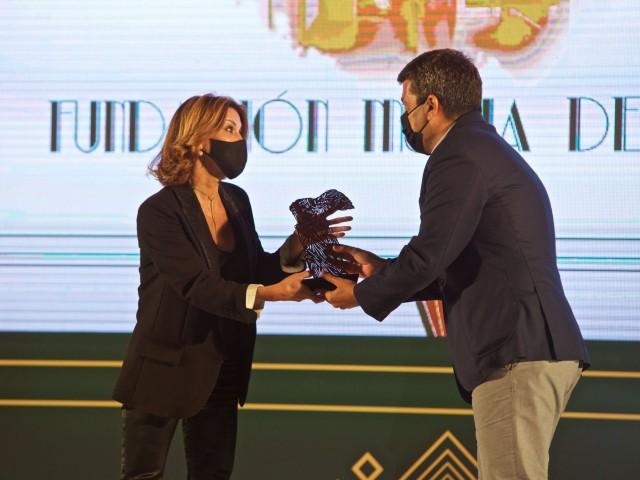 Elena Turrión i Carlos Mazón / Fundació Mútua Levante