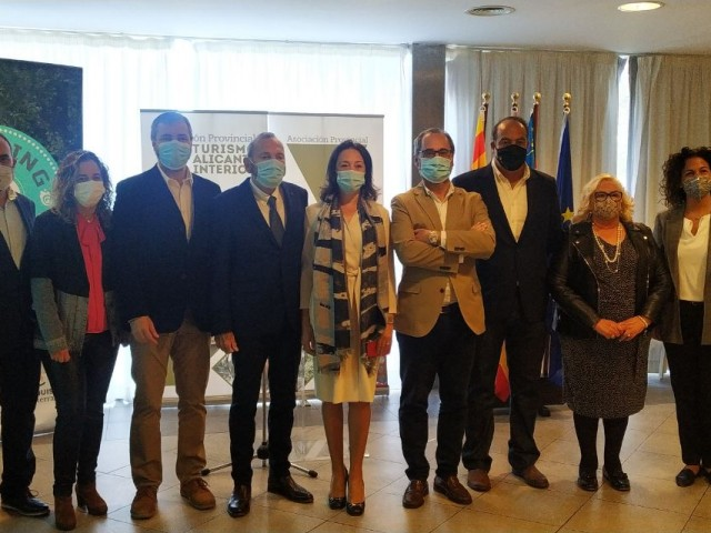Turisme Alacant Interior aposta pel producte de la terreta per atraure un turisme segur