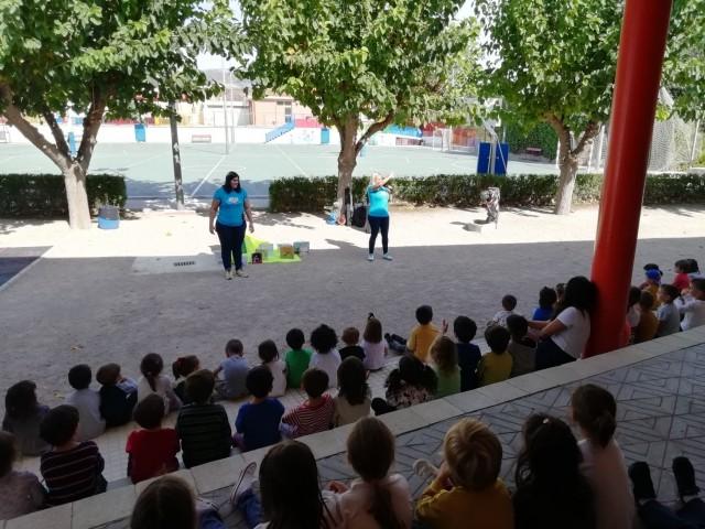 Animació lectora / CEIP Sant Vicent