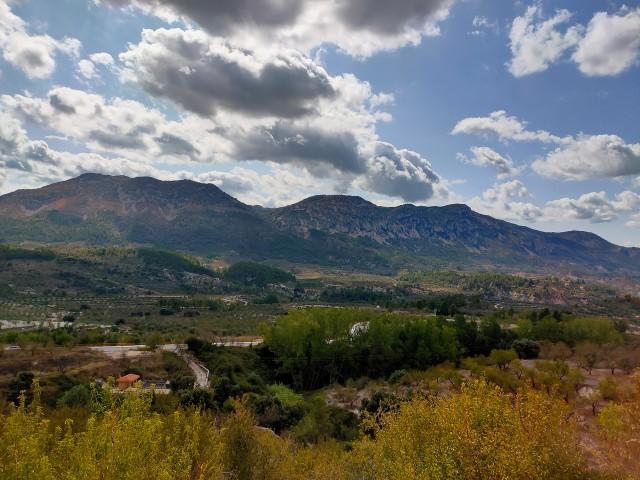 Benimassot, un dels pobles de la Vall de Seta. Imatge facilitada per Sost4