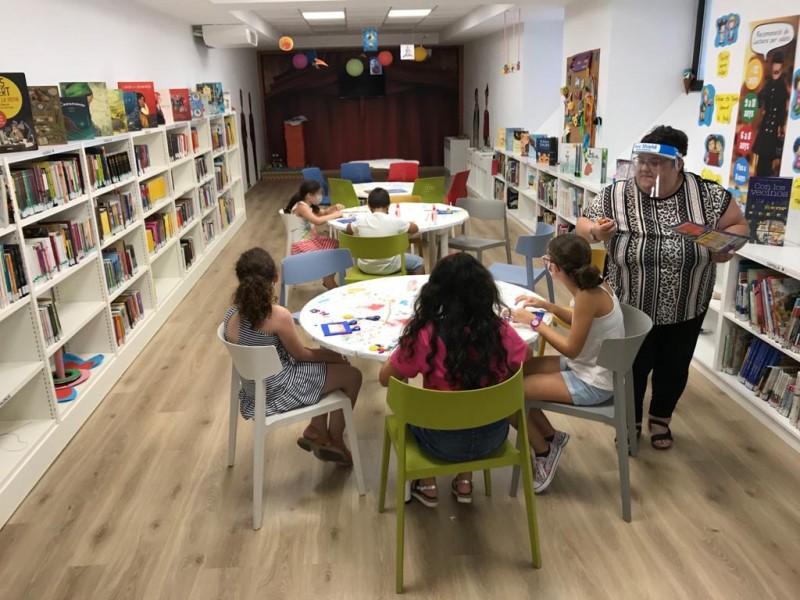 Biblioteca del Tirisiti