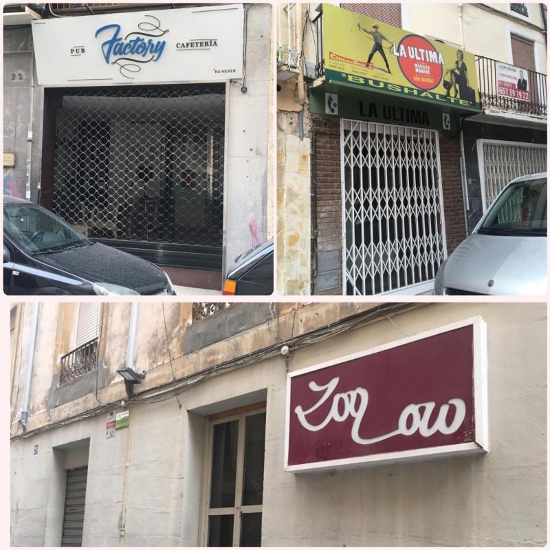 Diversos pubs tancats a Alcoi