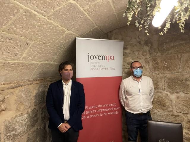Javier Expósito i Quino Palací
