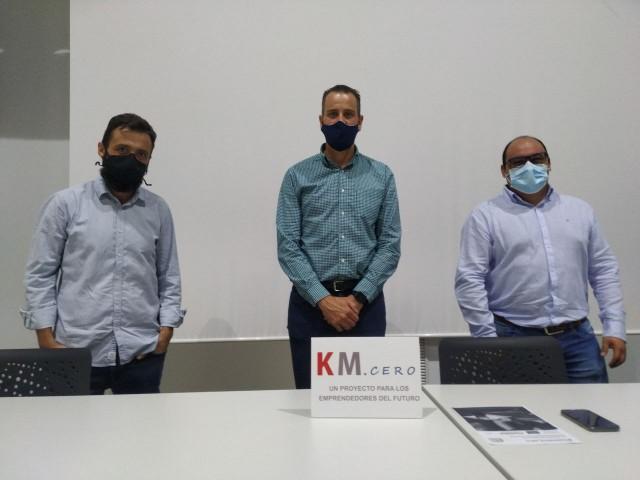 """KM.0, """"un projecte per als emprenedors del futur"""""""