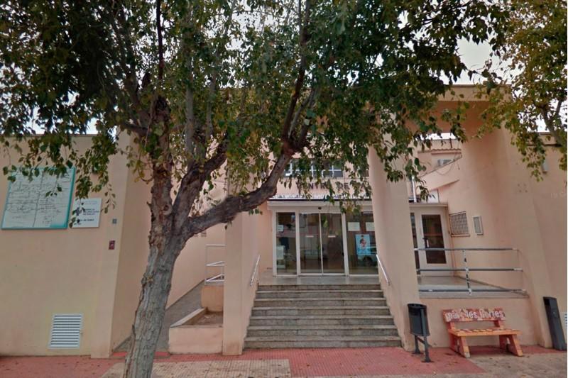 El centre de salut i d'Ibi, imatge facilitada per l'Ajuntament d'Ibi
