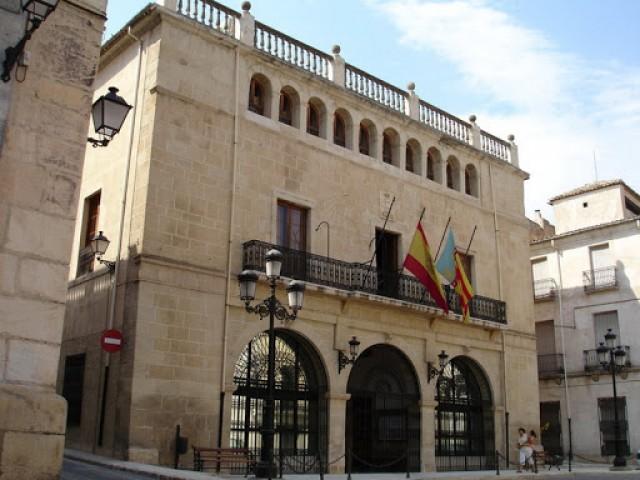 Ajuntament de Castalla. Foto de recurs.