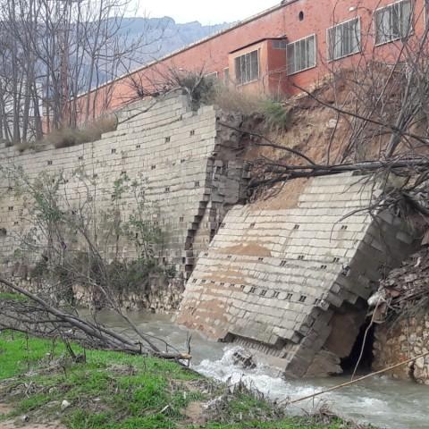 Mur fàbrica