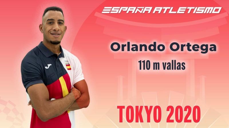 Orlando Ortega / Vía twitter Atletismo RFEA