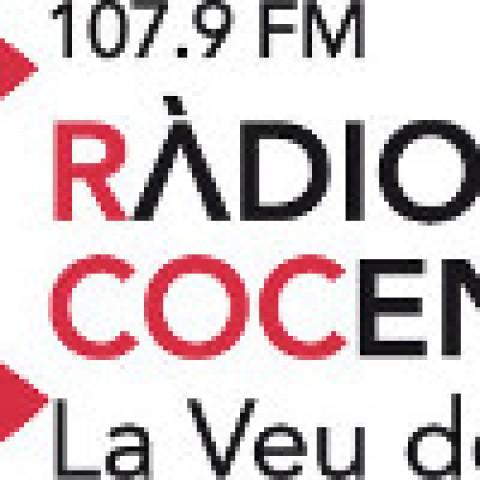 Logo Ràdio Cocentaina, la Veu del Comtat