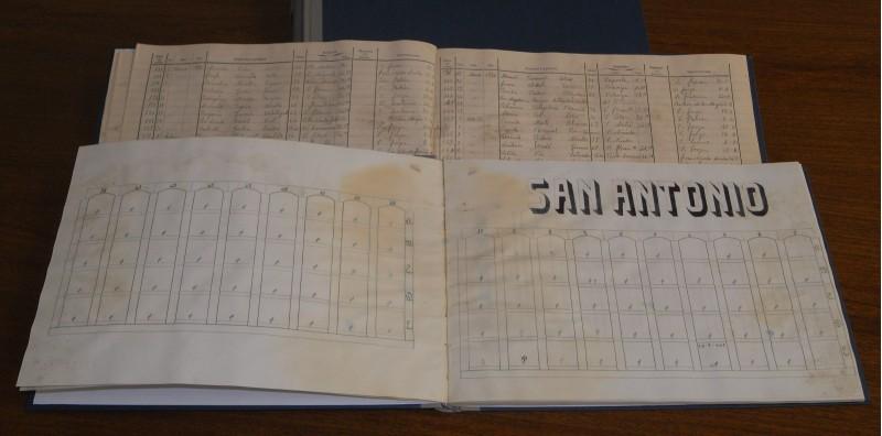Un dels documents restaurats. Imatges facilitades per l'Ajuntament.