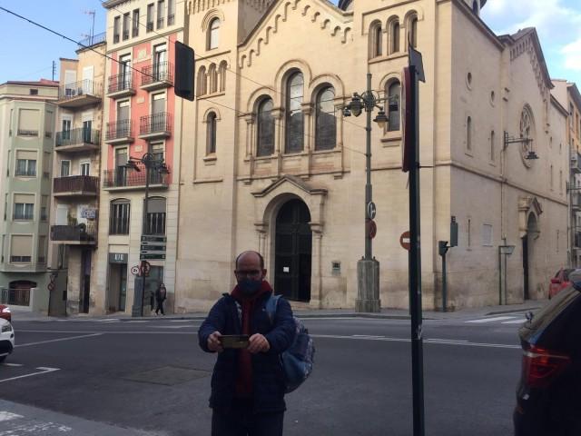 Selfie a Sant Jordi / AM