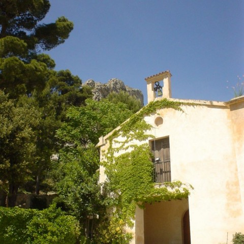 Paratge de Sant Cristòfol. Imatge via Turisme Cocentaina