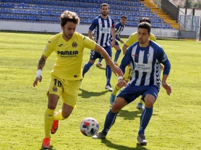 Imatge de la web del Vila-Real B