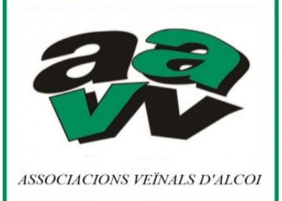 Les Associacions Veïnals d'Alcoi recolzen les manifestacions del col·lectiu AVANZAR