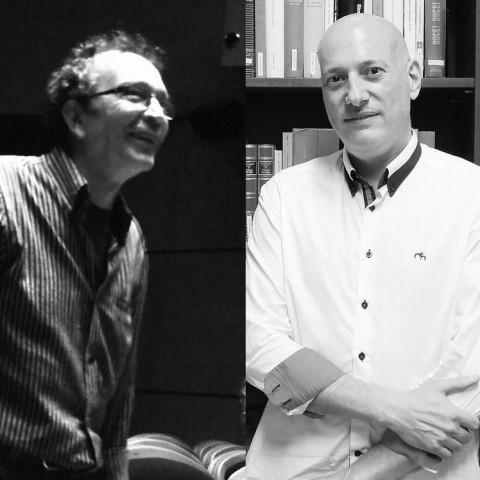 Jordi Peidro i Ximo Llorens / Foto: Xarxes socials del regidor de Cultura