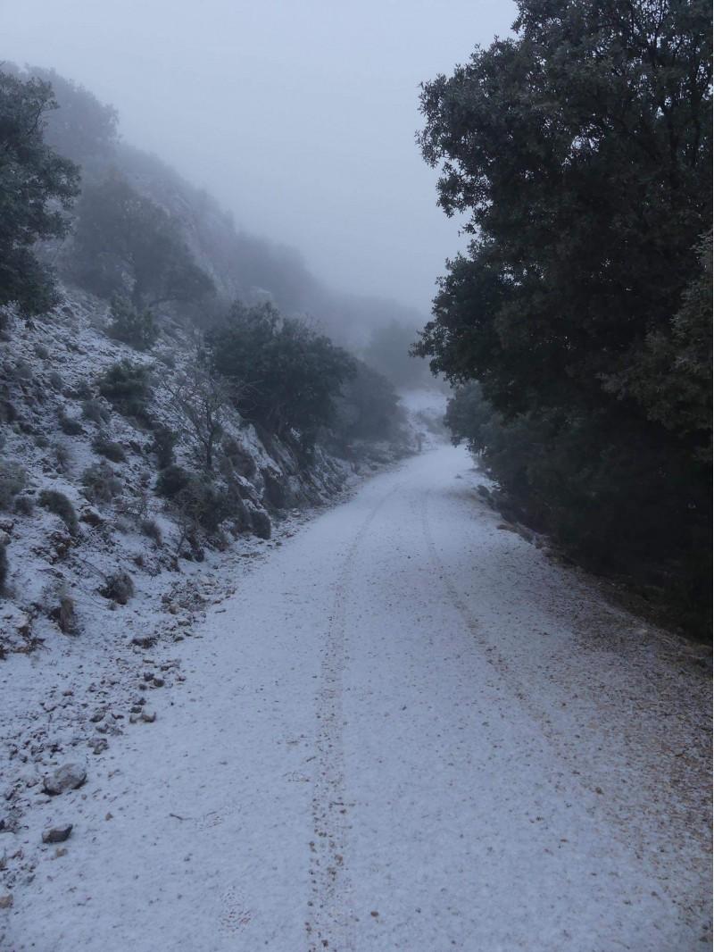 Imatge d'Adrián Serralta publicada en xarxes de Laboratori de Climatologia de la UA