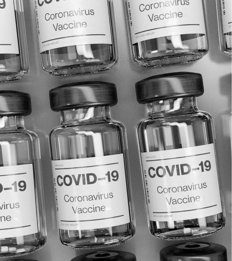 Vacuna de la COVID-19. Imatge del Ministeri de Sanitat