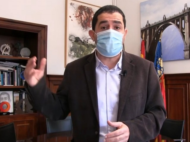 Toni Francés preveu una reducció de la incidència del virus a Alcoi en els pròxims dies