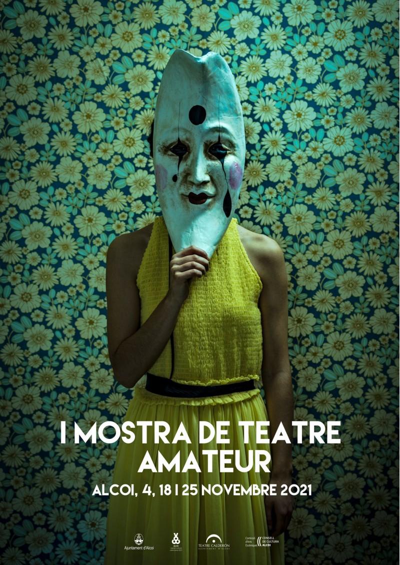 Cartell de la Mostra, feta en un concurs d'Industri.Art, i basada en una imatge de MarcVicens.