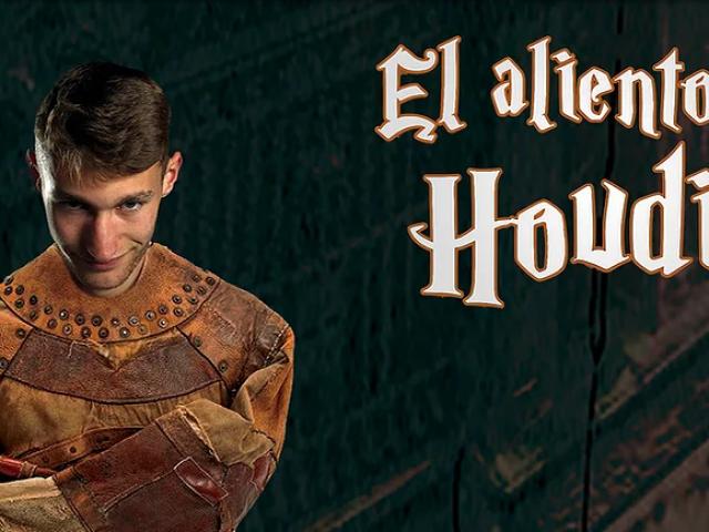 """""""El Aliento de Houdini"""""""