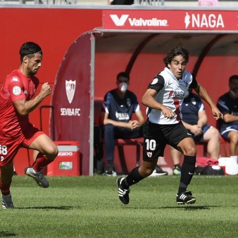 Sevilla - Alcoyano / Xarxes socials Sevilla Atlético
